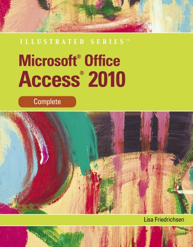 Microsoft Access 2010   2011 9780538747172 Front Cover