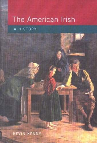 American Irish A History  2000 edition cover