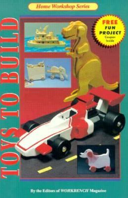 Toys to Build N/A 9780866750172 Front Cover