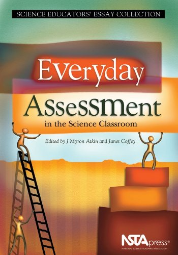 Everyday Assessment in the Science Classroom   2003 edition cover