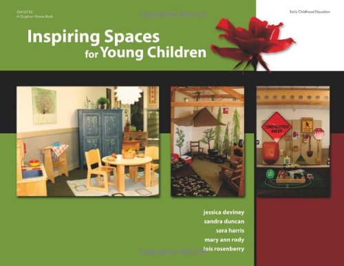 Inspiring Spaces for Young Children   2010 edition cover