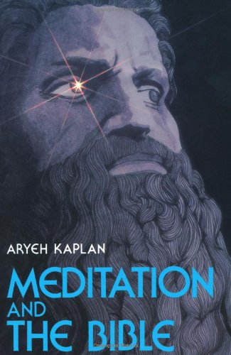 Meditation and the Bible  N/A 9780877286172 Front Cover