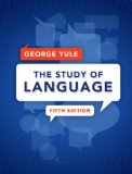 Study of Language  5th 2014 (Revised) 9781107658172 Front Cover