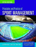 Principles and Practice of Sport Management  5th 2015 9781284034172 Front Cover