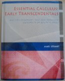 ESSENTIAL CALCULUS:EARLY TRANS.>CUSTOM< N/A 9781285107172 Front Cover