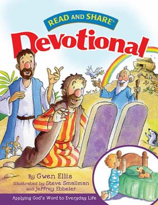 Read and Share Devotional   2011 9781400317172 Front Cover
