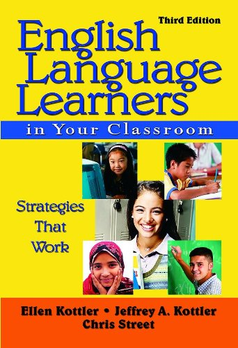 English Language Learners in Your Classroom Strategies That Work 3rd 2008 edition cover