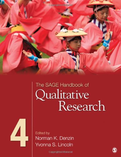 SAGE Handbook of Qualitative Research  4th 2011 edition cover
