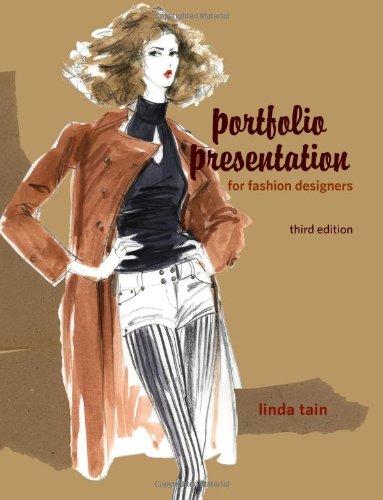 Portfolio Presentation for Fashion Designers  3rd 2010 edition cover