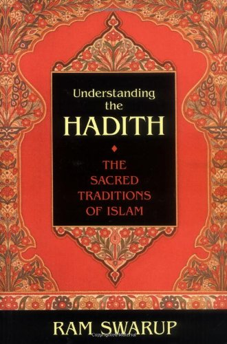 Understanding the Hadith The Sacred Traditions of Islam  2002 edition cover