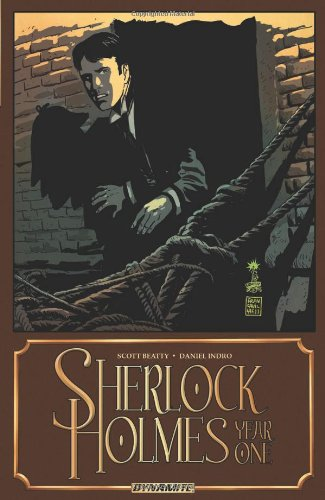 Sherlock Homes - Year One The Butlers Did It  2011 edition cover