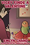 Vicky Finds a Valentine (a Bird Brain Book)  0 (Large Type) edition cover