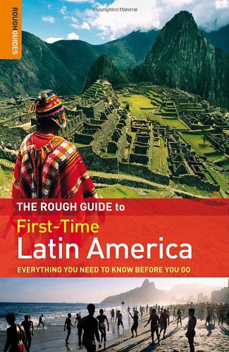 First-Time Latin America  3rd 2010 edition cover