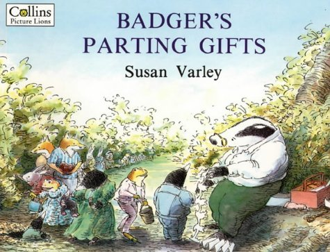Badger's Parting Gifts N/A edition cover
