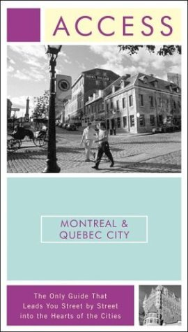 Montreal and Quebec City  4th 2004 9780060722173 Front Cover