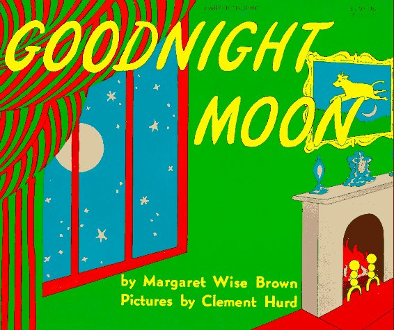 Goodnight Moon  60th 2047 (Anniversary) edition cover
