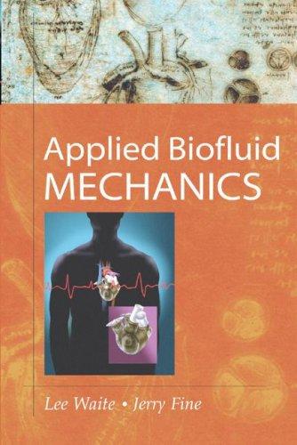 Applied Biofluid Mechanics   2007 edition cover