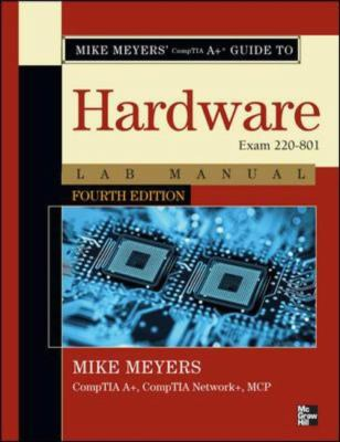 Hardware Exam 220-801  4th 2013 edition cover