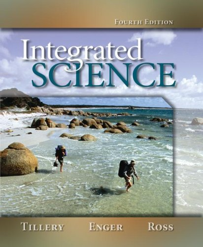 Integrated Science  4th 2008 9780073353173 Front Cover