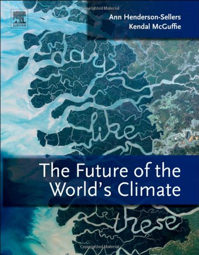 Future of the World's Climate  2nd 2012 edition cover