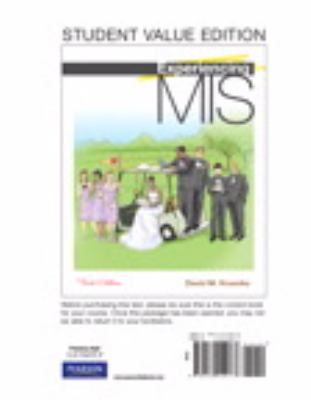Experiencing MIS, Student Value Edition  3rd 2012 9780132159173 Front Cover