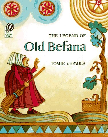Legend of Old Befana   1980 edition cover