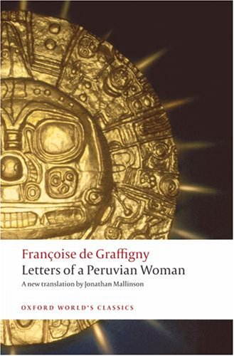 Letters of a Peruvian Woman   2009 edition cover