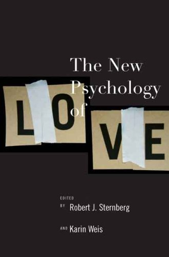 New Psychology of Love   2008 edition cover