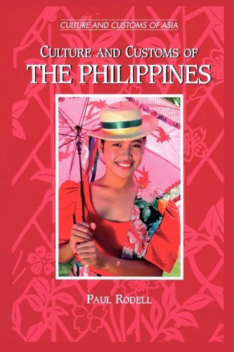 Culture and Customs of the Philippines   2001 edition cover