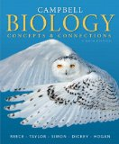 Campbell Biology Concepts and Connections Plus MasteringBiology with EText -- Access Card Package 8th 2015 9780321885173 Front Cover