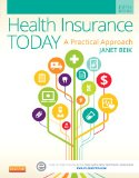 Health Insurance Today A Practical Approach 5th 2015 edition cover