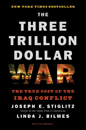 Three Trillion Dollar War The True Cost of the Iraq Conflict  2008 edition cover