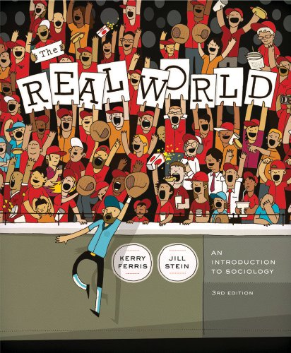 Real World An Introduction to Sociology 3rd 2012 edition cover