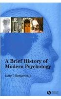 History of Modern Psychology Set   2008 9780470442173 Front Cover