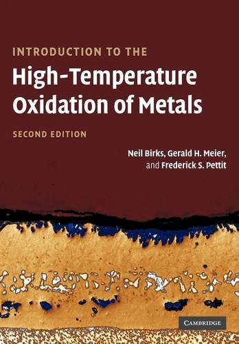 Introduction to High Temperature Oxidation of Materials 2nd (Revised) edition cover