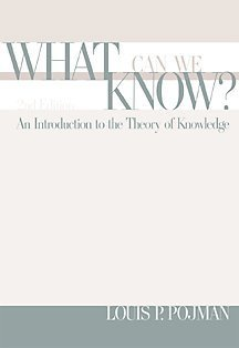 What Can We Know? An Introduction to the Theory of Knowledge 2nd 2001 (Revised) edition cover