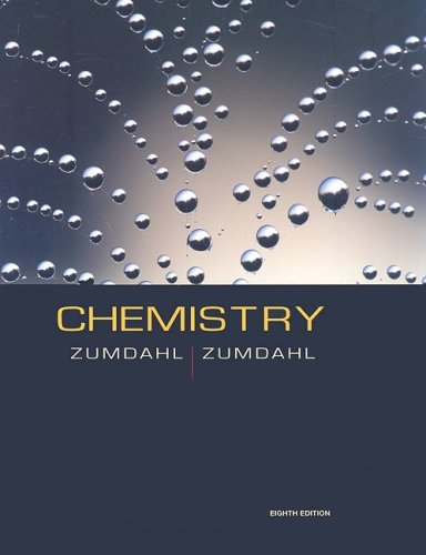 Chemistry Advanced Placement Edition  8th 2008 edition cover