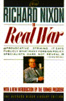 Real War  1990 (Reprint) 9780671706173 Front Cover