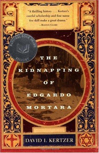 Kidnapping of Edgardo Mortara   1997 edition cover