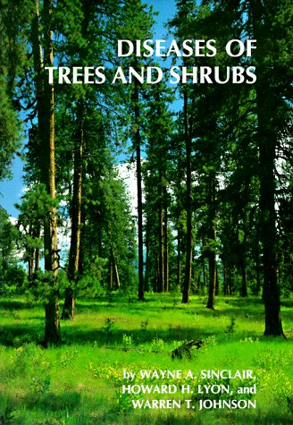 Diseases of Trees and Shrubs  1987 edition cover