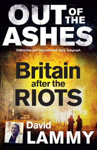 Out of the Ashes Britain after the Riots  2012 edition cover