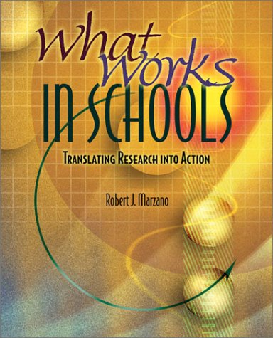 What Works in Schools Translating Research into Action  2003 (Student Manual, Study Guide, etc.) edition cover