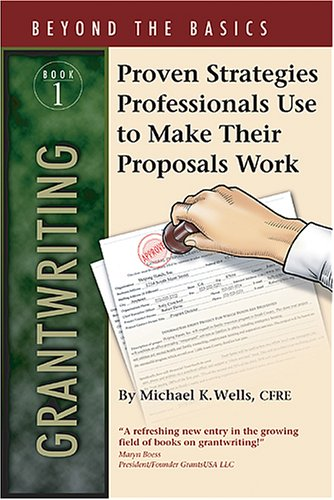 Proven Strategies Professionals Use to Make Their Proposals Work 1st 2005 edition cover