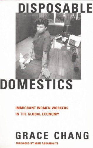 Disposable Domestics Immigrant Women Workers in the Global Economy  2000 edition cover