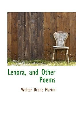 Lenora, and Other Poems:   2009 edition cover