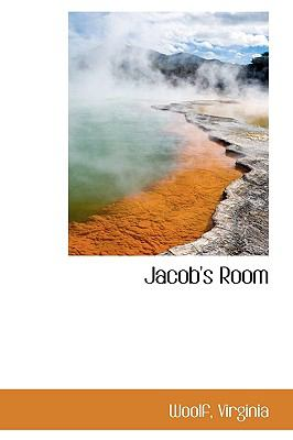 Jacob's Room  N/A 9781113434173 Front Cover