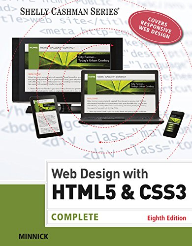 Html5 and Css: Complete Edition  2015 9781305578173 Front Cover