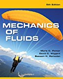 Mechanics of Fluids  5th 2017 9781305635173 Front Cover