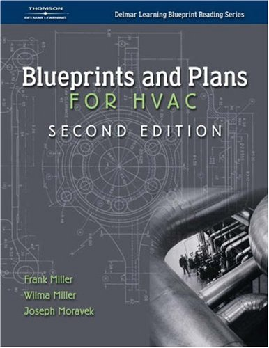 Blueprints and Plans for HVAC  2nd 2004 (Revised) 9781401818173 Front Cover