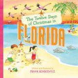 Twelve Days of Christmas in Florida   2008 edition cover